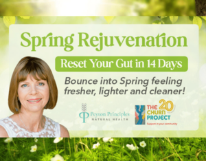 14 Day Spring Gut Cleanse that actually works