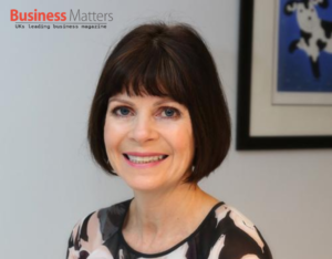 Getting to Know Caroline Peyton with Business Matters Magazine