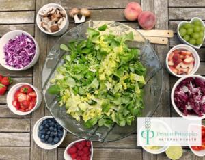 Healthy Habits with Caroline Peyton