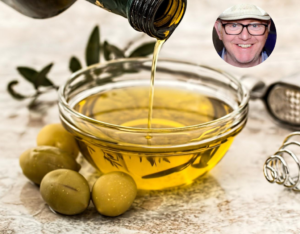 My spat with Chris Evans, Radio host over the benefits of olive oil
