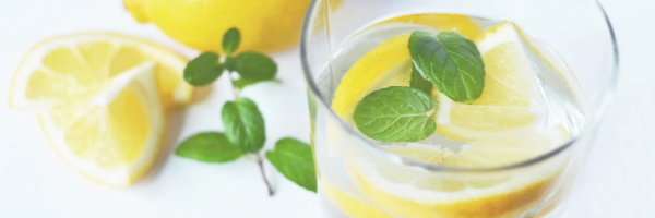 Natural Remedies for Heartburn and Acid Reflux. Drink lemon water