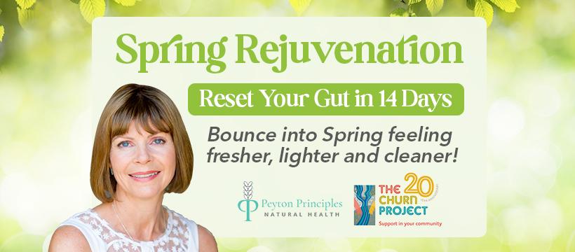Peyton Principle 14 Day Spring Gut Cleanse