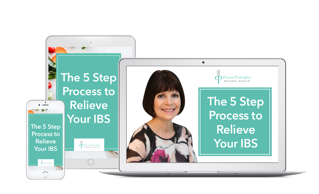5 Step Process to Relieve Your IBS Course